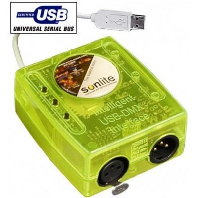 GRAND PLAN 512 BOX - DMX 512 USB