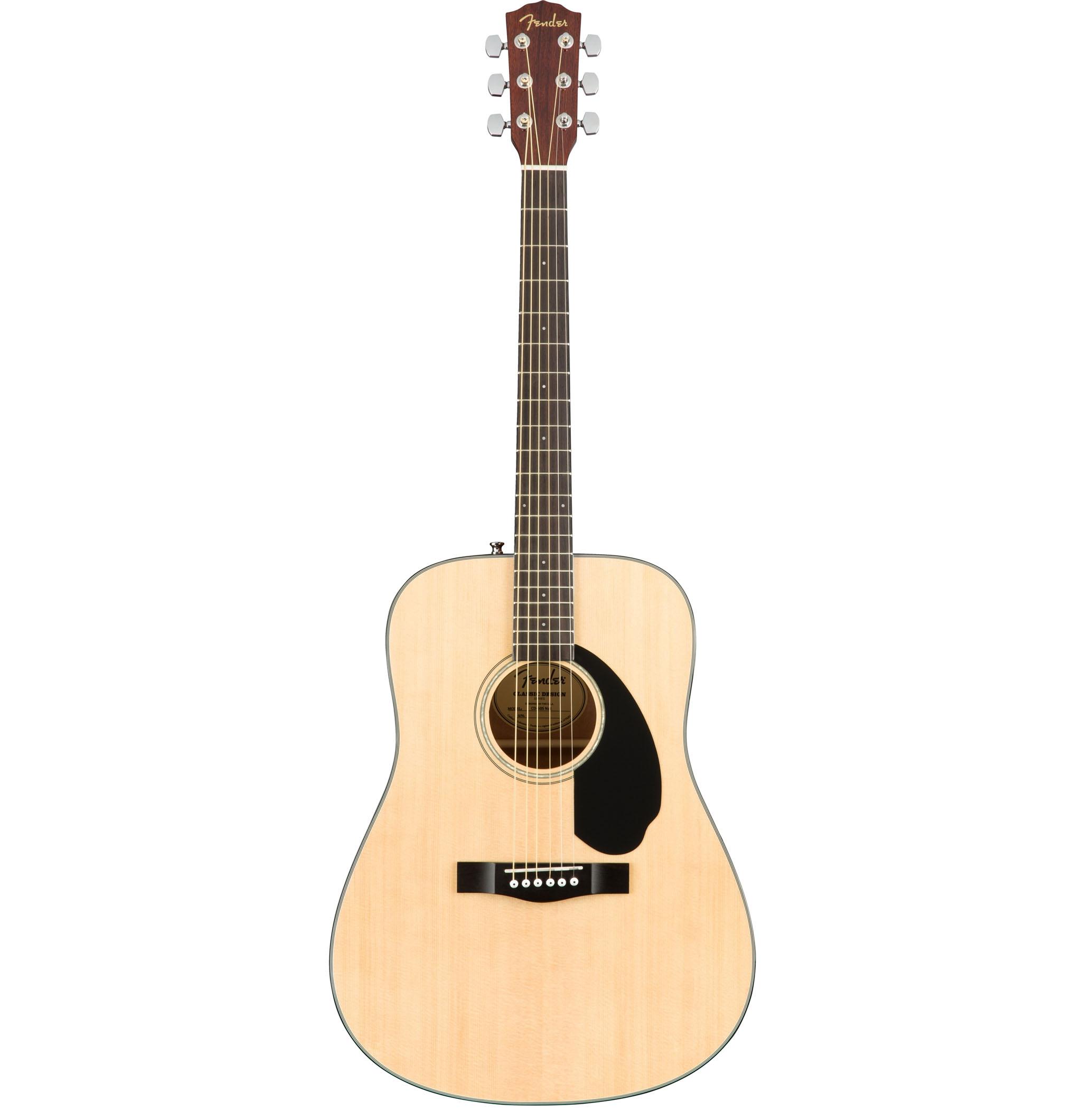Đánh giá đàn guitar acoustic Fender CC-CD 60S series