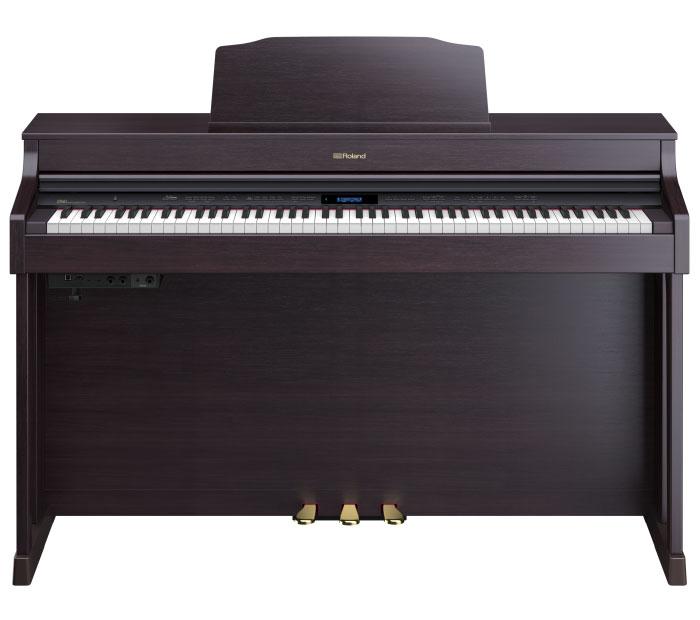 piano_dien_roland_hp_603_mau_nau