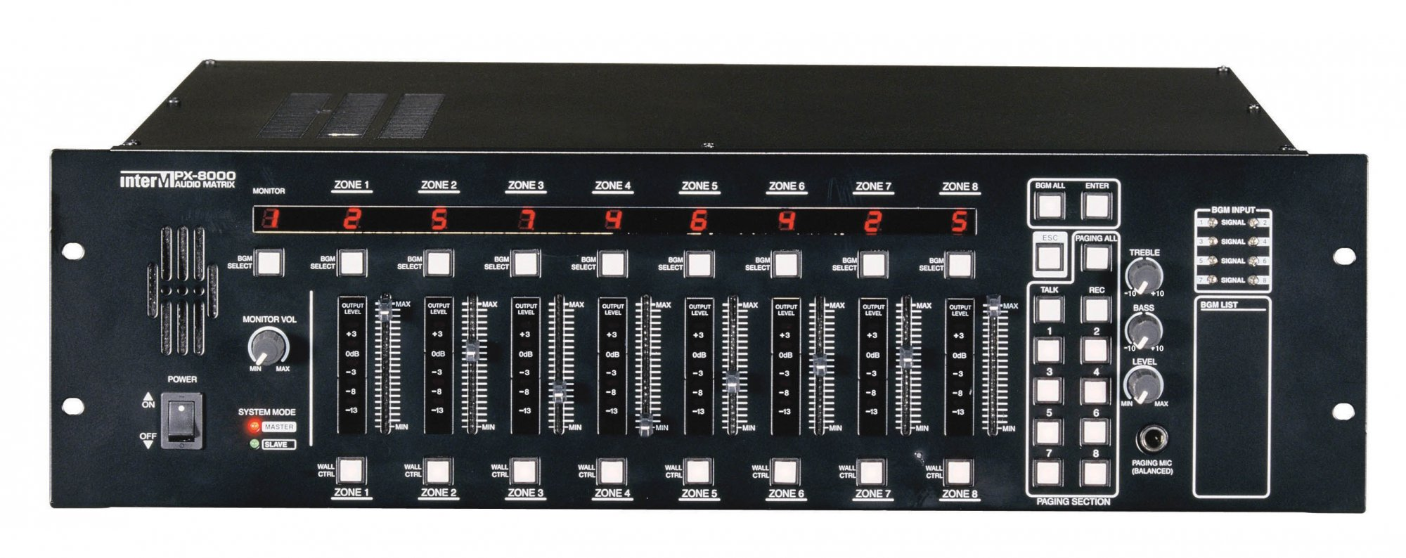 Inter-M PX-8000