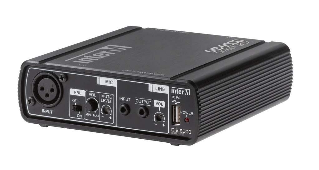 Inter-M DIB-6000