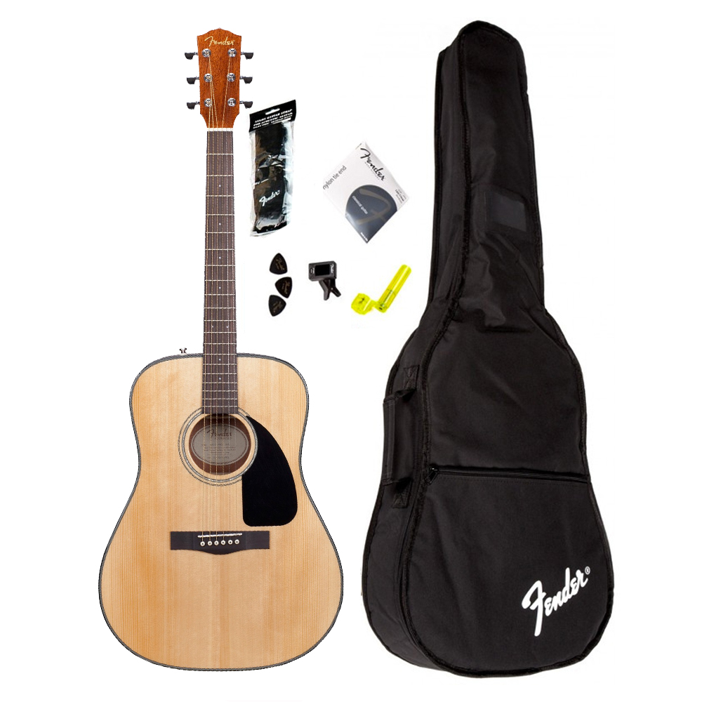 Fender DG-8S Acoustic Pack NAT