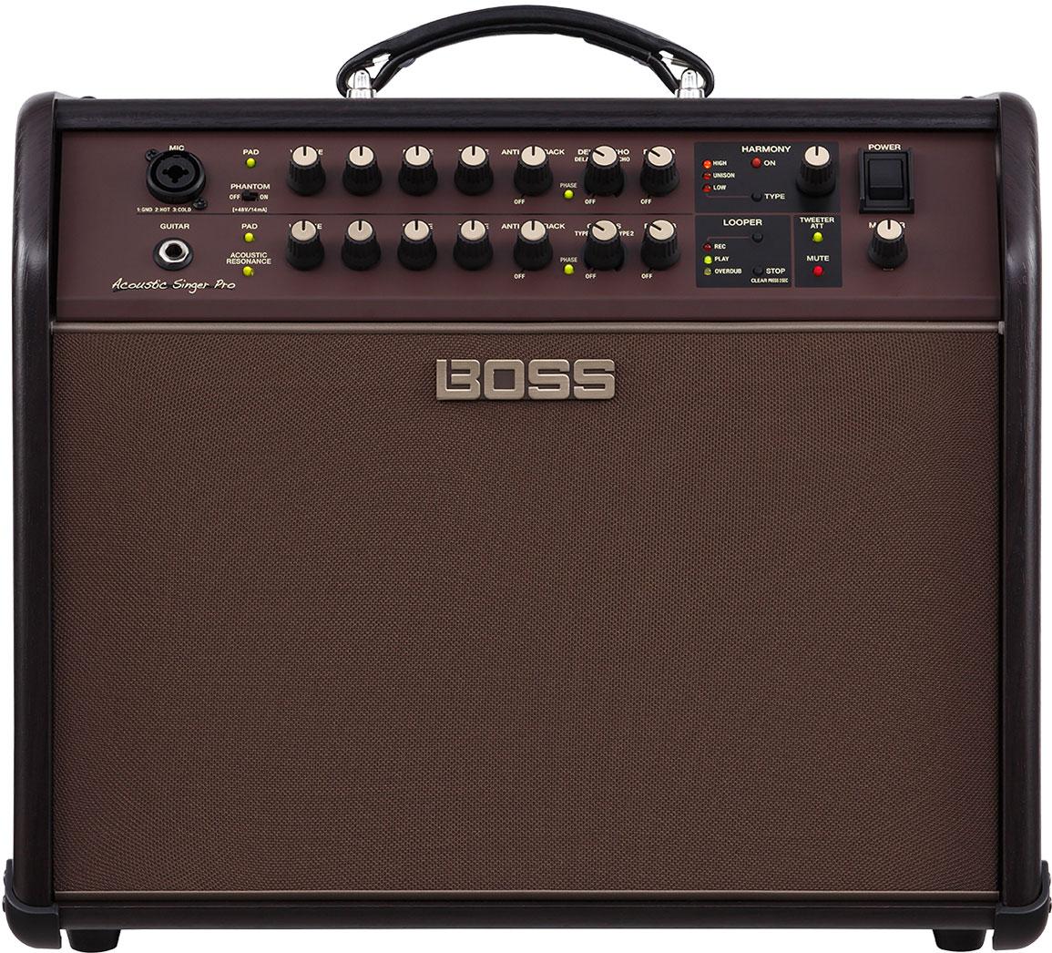 ACS Pro - Amp cho guitar thùng & hát