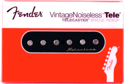 VINT NOISELESS TELE BRIDGE PU (pick up tele guitar)