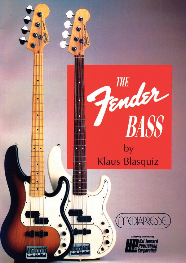 Đàn Guitar Fender Bass Book - 183681
