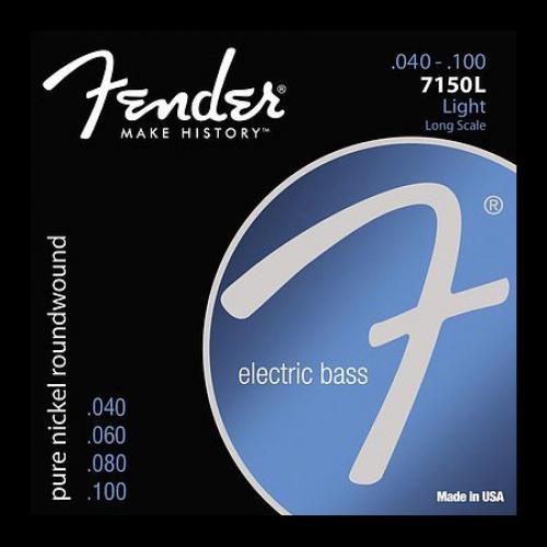 FENDER PURE NKL RW LS 7150L 40-100 (dây đàn bass)