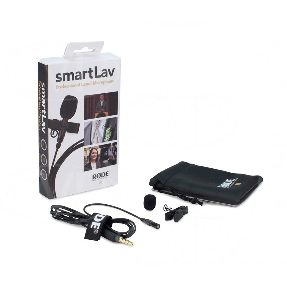 RODE SmartLav Plus