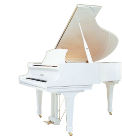 Đàn Piano Kawai GE-30G SN/WH