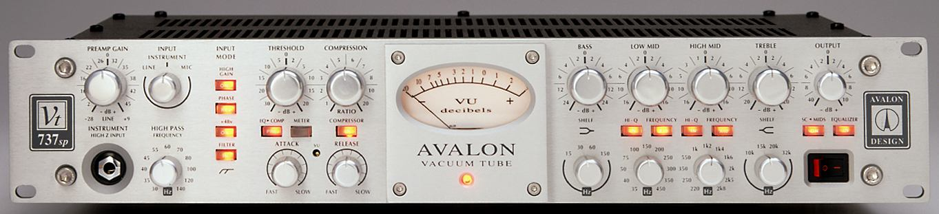 Avalon Vt-737 sp