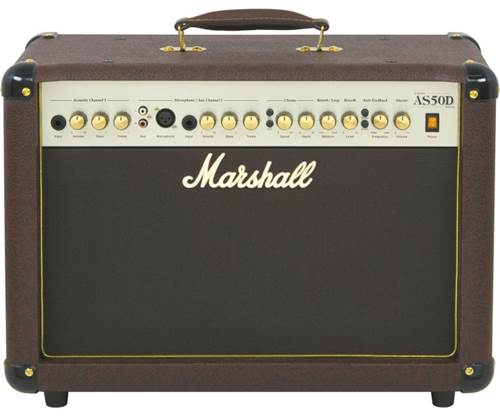 Marshall Acoustic Amp AS50D soloist