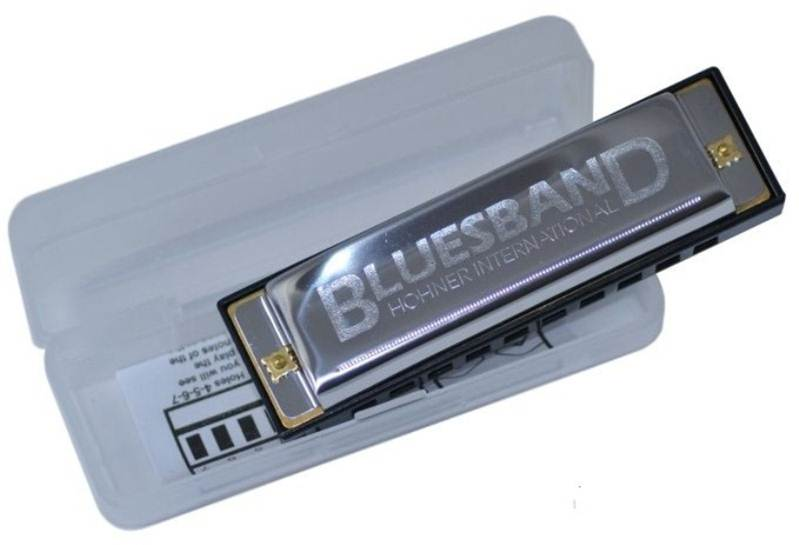 Hohner Diatonic Blues Band