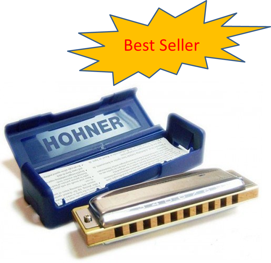 Hohner Diatonic Blues Harp MS