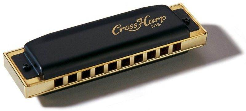 Hohner Diatonic Cross Harp