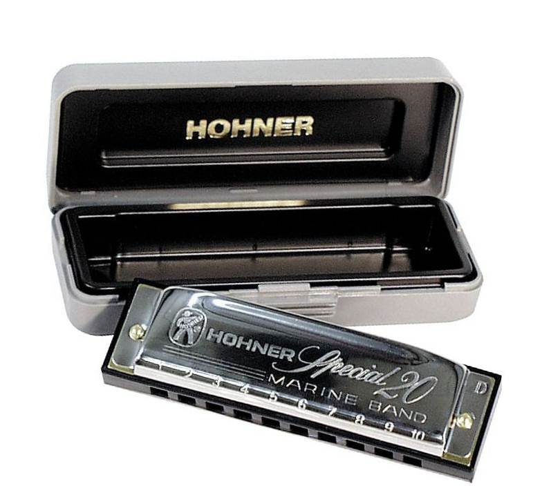 Hohner Diatonic Special 20