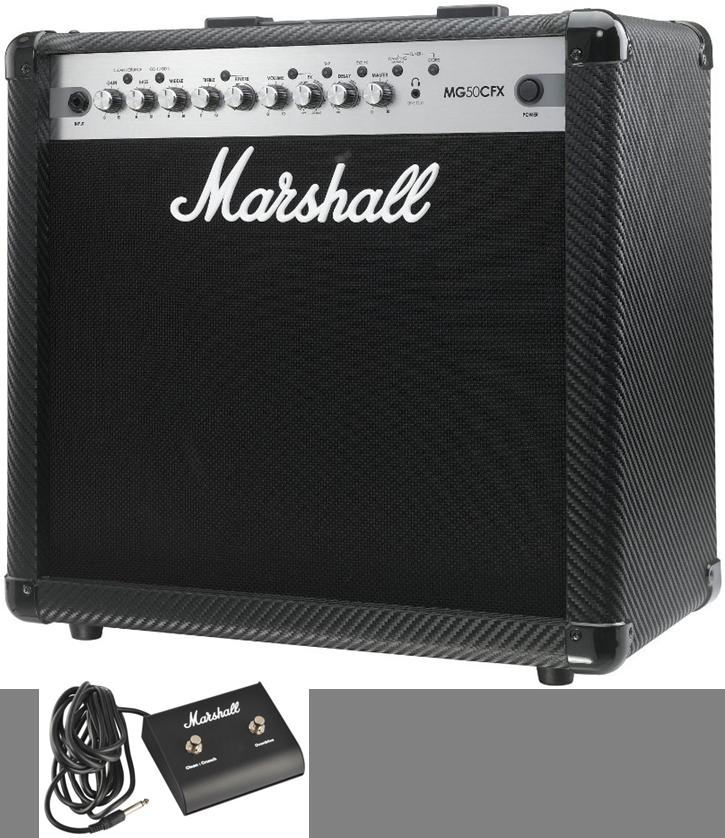 Marshall MG Combo Amp MG50CFX