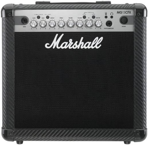 Marshall MG Combo Amp MG15CFX