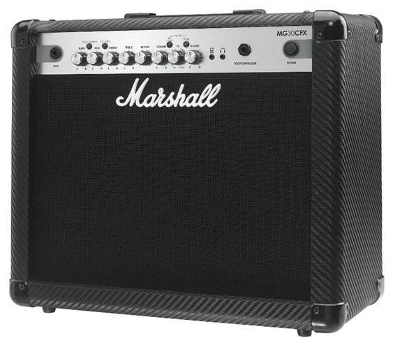 Marshall MG Combo Amp MG30CFX