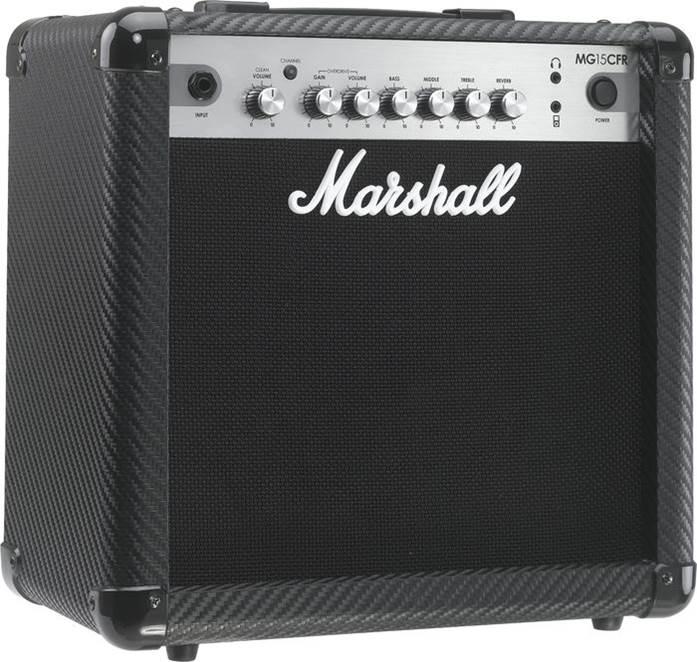 Marshall MG Combo Amp  MG15CFR
