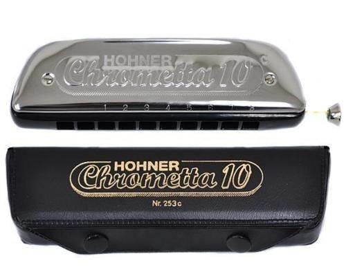 Hohner Chrometta 10 C