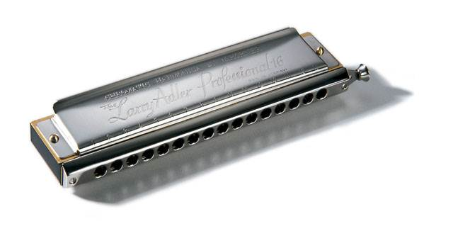 Hohner Chromatic Larry Adler 64 C