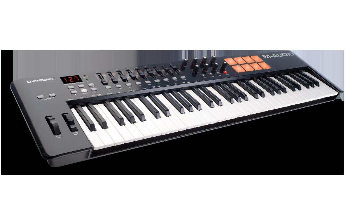 M-Audio Oxygen 61 (2014)