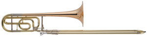 Kèn Tenor Trombone CG Conn Step-Up Model 52HL
