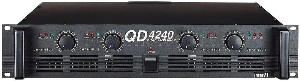 Inter-M QD-4240