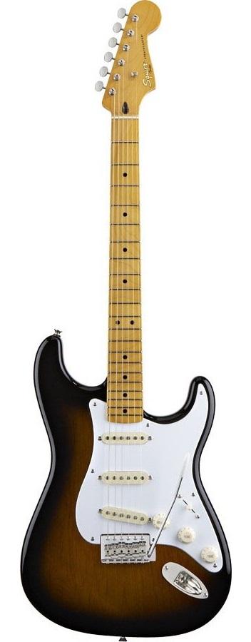 Đàn Guitar Squier Classic Vibe Stratocaster 50s, 2-Color Sunburst