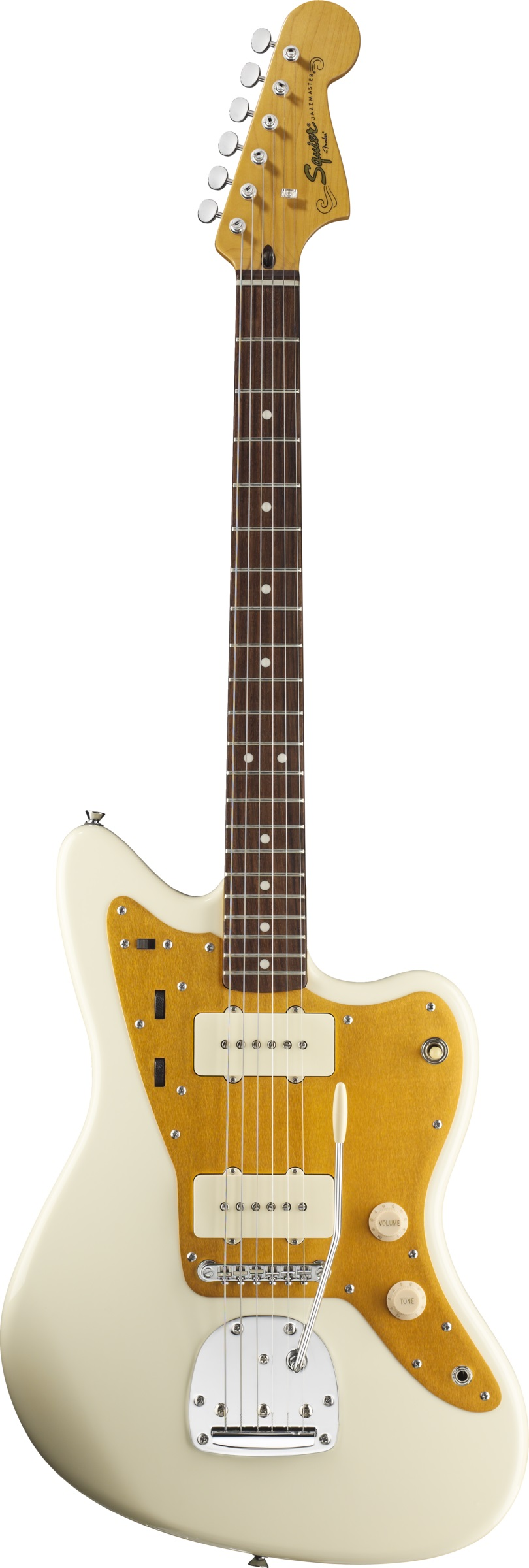 Đàn Guitar Squier J Mascis Jazzmaster, Vintage White